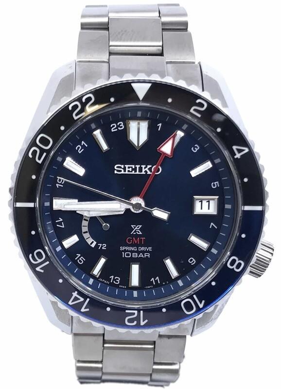 Seiko LX Prospex SNR033