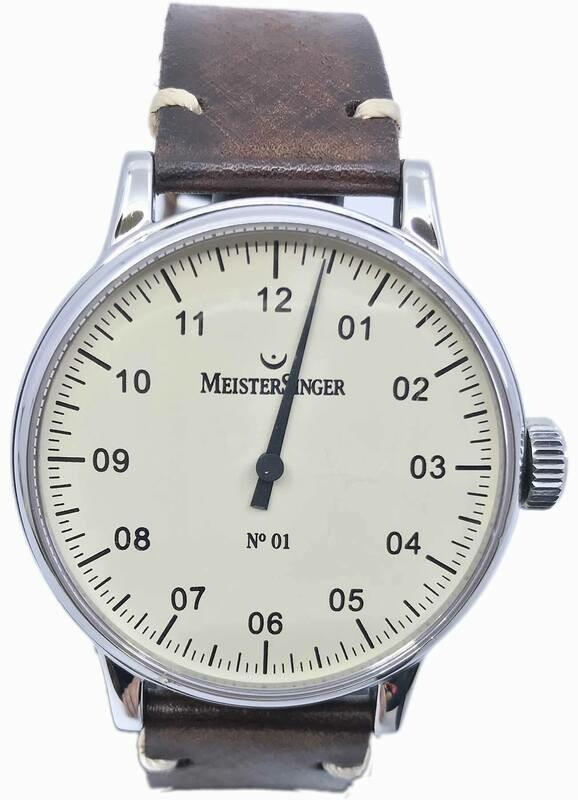 MeisterSinger No 01 AM303