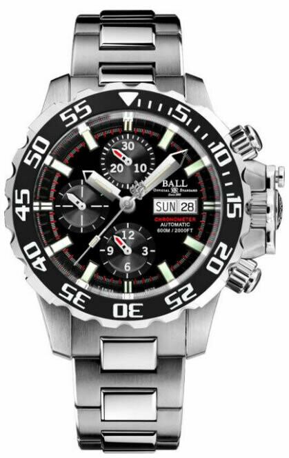 Ball Watch Engineer Hydrocarbon NEDU DC3026A-S4C-BK