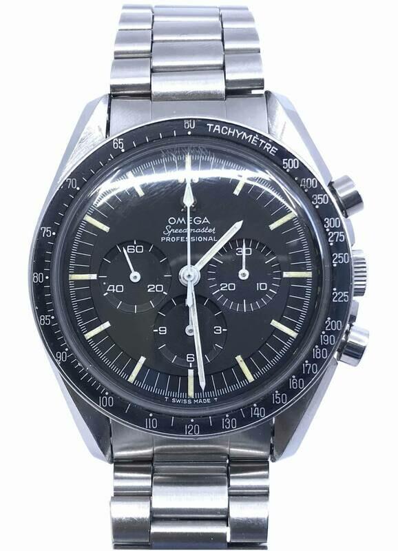 Omega Speedmaster Professional Chronograph 105.012-66