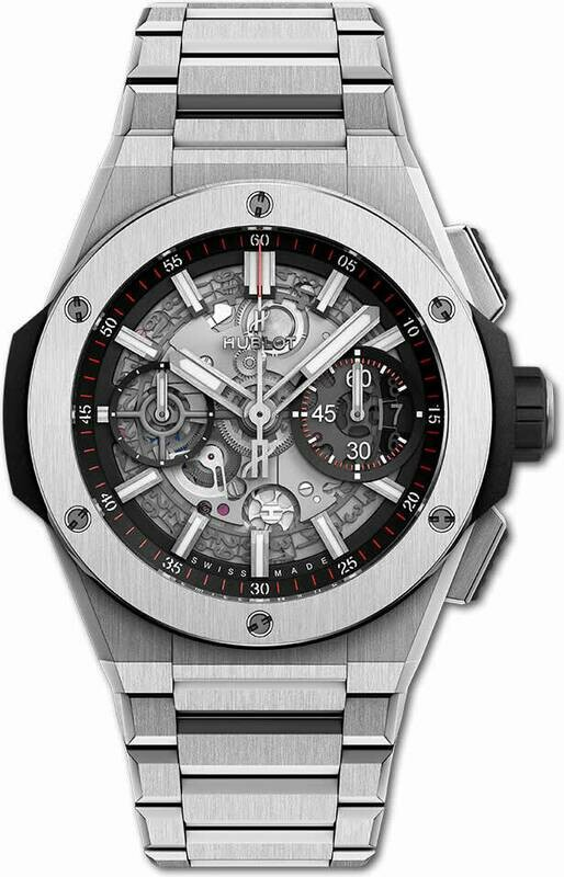 Hublot Big Bang Titanium Integral Bracelet 42mm 451.NX.1170.NX