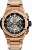 Hublot Big Bang Rose 'King' Gold Integral Bracelet 42mm 451.OX.1180.OX