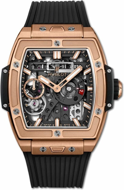 Hublot Spirit of Big Bang MECA-10 King Gold