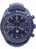 Omega Speedmaster Moonwatch Blue Side of The Moon 304.93.44.52.03.002