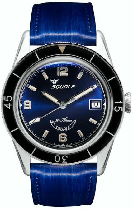 Squale Sub 39 Blue