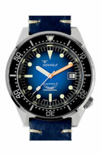 Squale 500m 1521 Blue