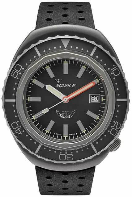 Squale 2002 Grey Dial