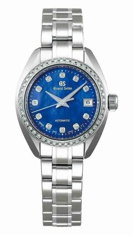 Grand Seiko STGK015 Limited Edition Blue Dial