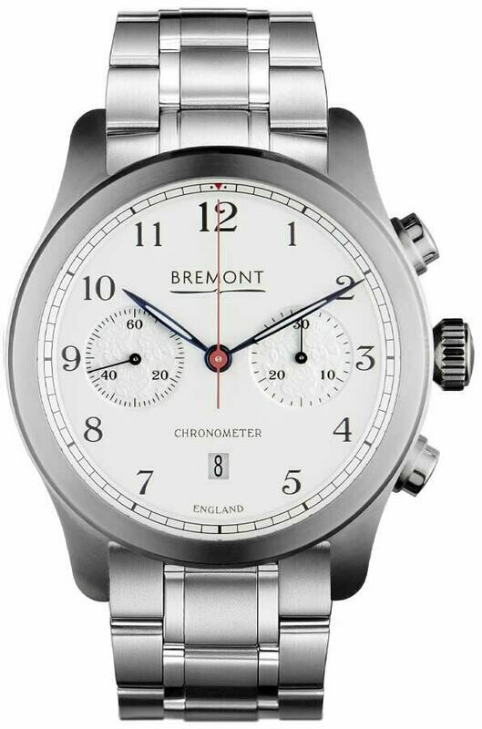Bremont Rose on Bracelet