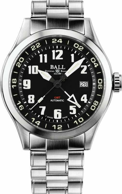 Ball Engineer II Navigator GM1086C-S3-BK