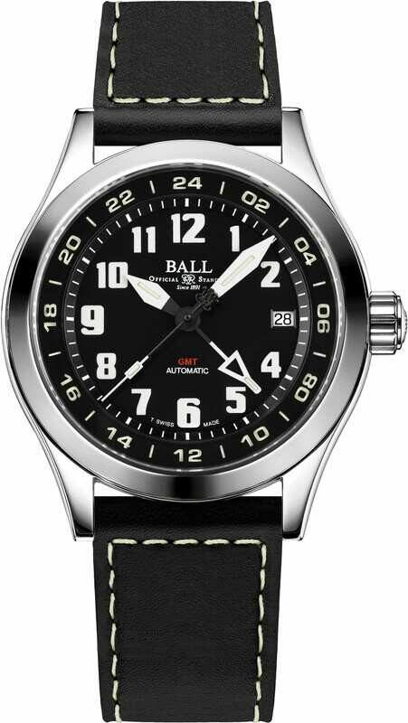 Ball Engineer II Navigator 40mm GM1032C-L3-BK
