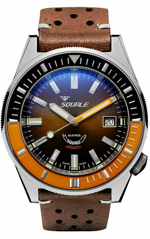 Squale Matic XSD Brown