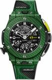 Hublot Big Bang Unico Golf Green Carbon