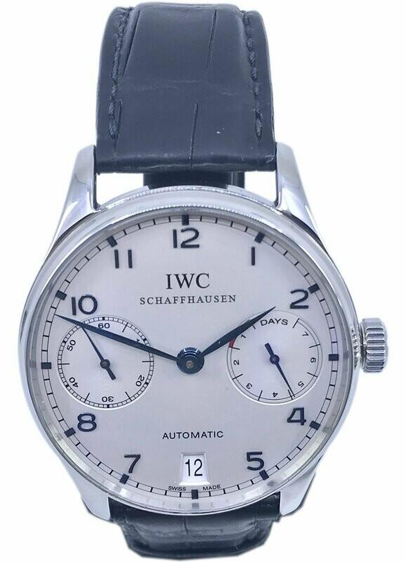 IWC Portuguese 7 Day IW5001.07