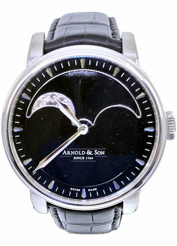 Arnold & Son HM Perpetual Moon 1GLAS.B01A.C122S