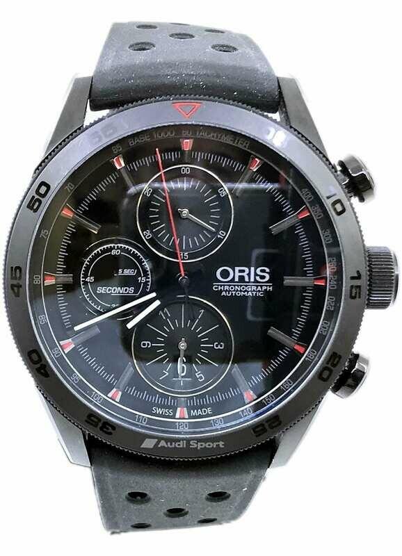 Oris Audi Sport Limited Edition III 01-774-7661-7784-Set RS