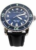 Blancpain Fifty Fathoms 18k White Gold 5015-1540-52