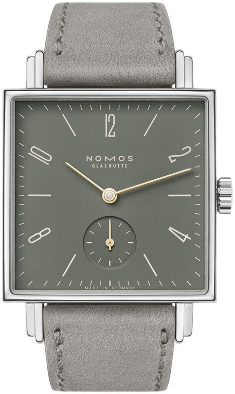 NOMOS Glashütte Tetra Ode to Joy Exhibition Back