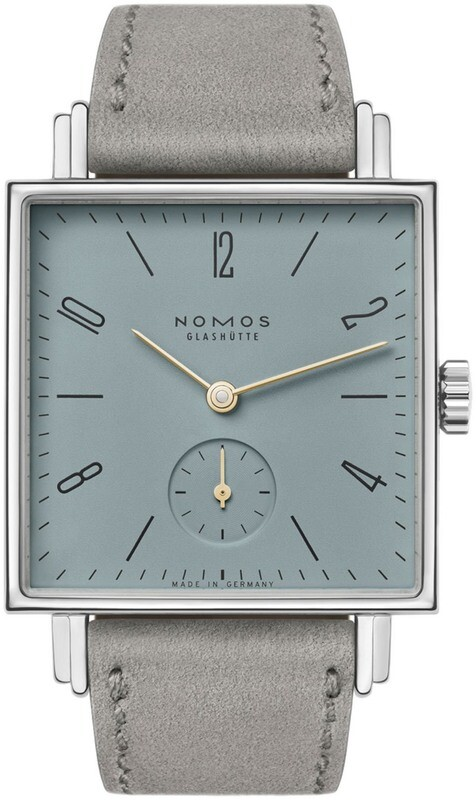 NOMOS Glashütte Tetra Immortal Beloved Exhibition Back