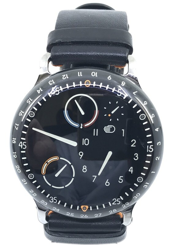 Ressence Type 3B Quick Set Dial