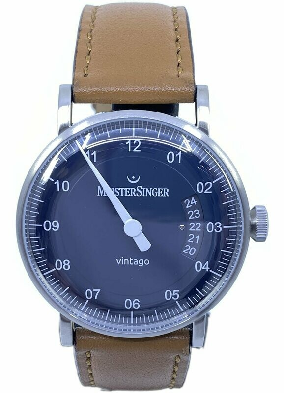 MeisterSinger Vintago Blue VT908