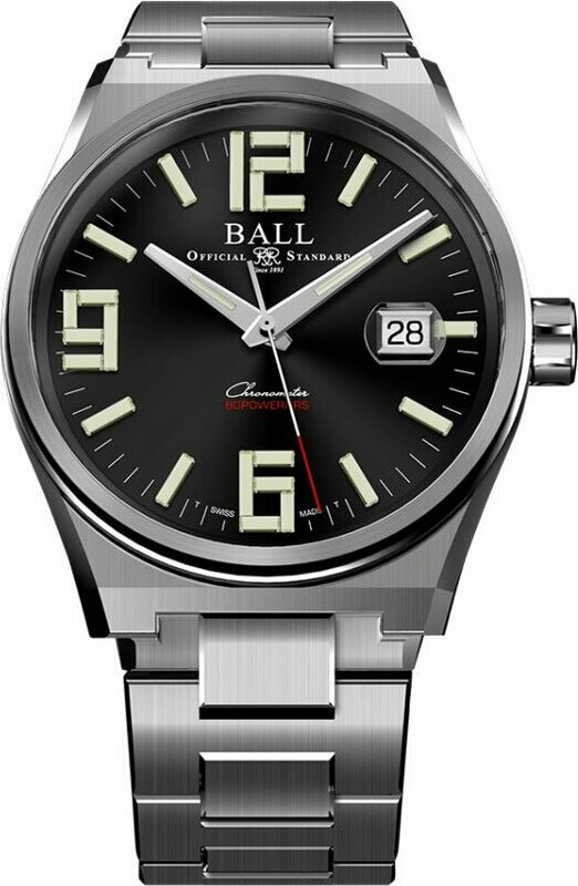 Ball Roadmaster M Icebreaker Arabic 40mm