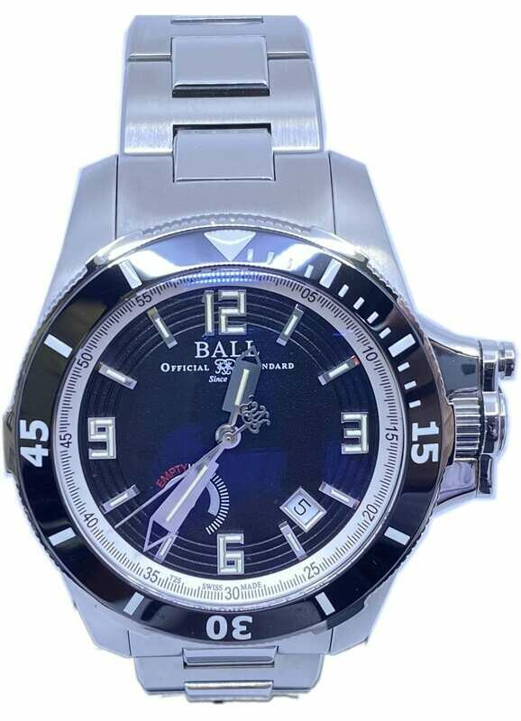 Ball Watch Engineer Hydrocarbon Hunley PM2096B-S1J-BK