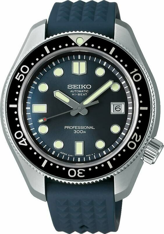 Seiko Prospex SLA039 The 1968 Professional Diver's 300m Re-creation