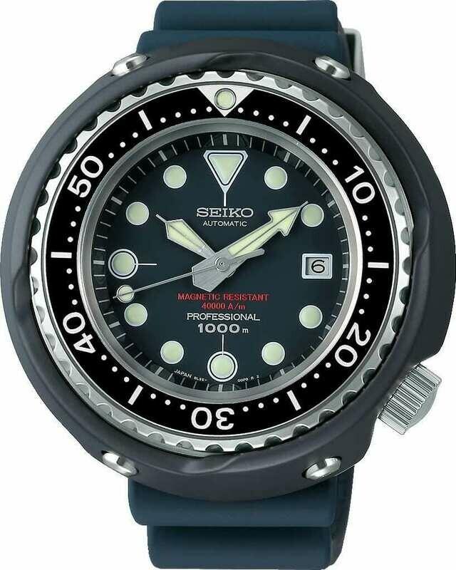 Seiko Prospex SLA041 The 1975 Professional Diver's 600m Re-creation