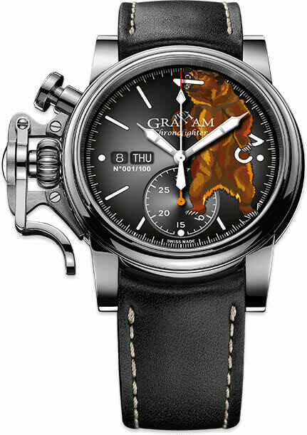 Graham Chronofighter Vintage Special Series Bear