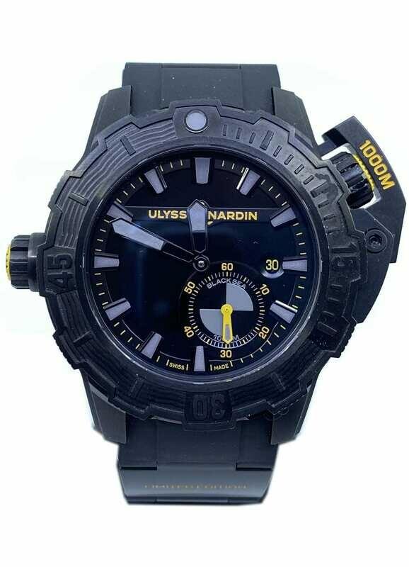 Ulysse Nardin Diver Deep Dive 3203-500LE-3/BLACK-OMW