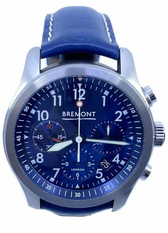 Bremont ALT1-P Pilot ALT1-P2-BL