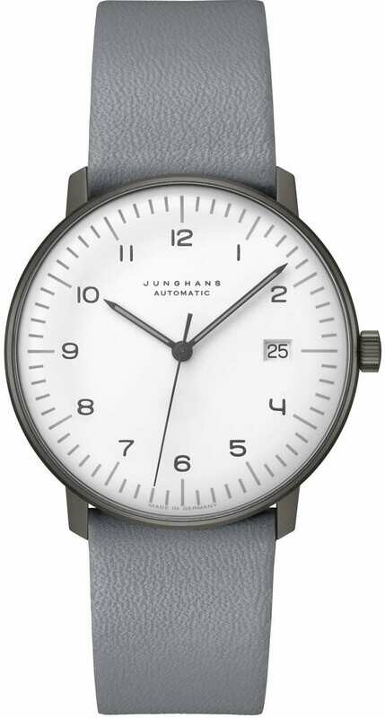 Junghans Max Bill Automatic White