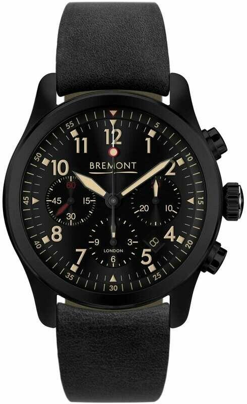 Bremont ALT1-P2 JET