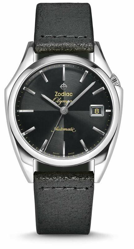 Zodiac Olympos Automatic ZO9700