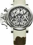 Graham Chronofighter Grand Vintage Swiss Edition