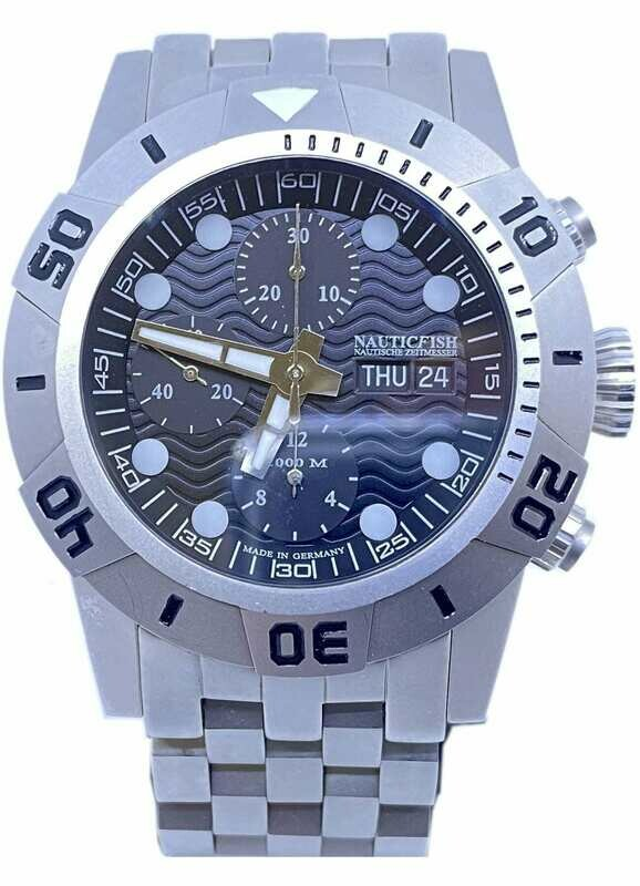 MONSTER 2000 Meter Nauticfish Chronograph