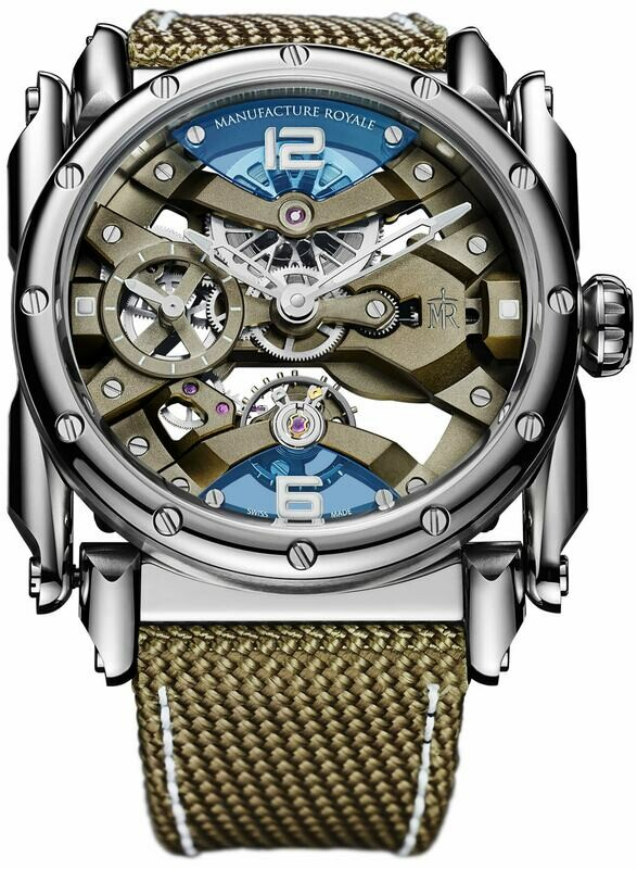 Manufacture Royale ADN Steel