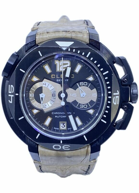 Clerc Hydroscaph Central Chronograph CHY-266