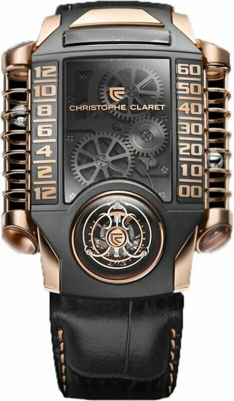 Christophe Claret X-TREM-1 MTR.FLY11.150-158
