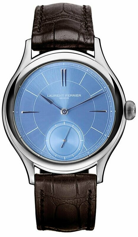 Laurent Ferrier Micro Rotor Ice Blue