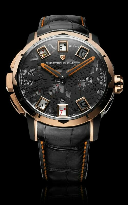 Christophe Claret Baccara MTR.BCR09.020-029
