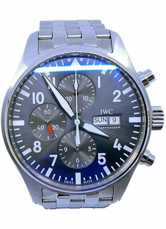 IWC Pilot's Watch Chronograph Spitfire IW377719