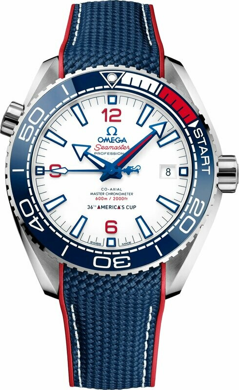 Omega Seamaster Planet Ocean 600 America's Cup