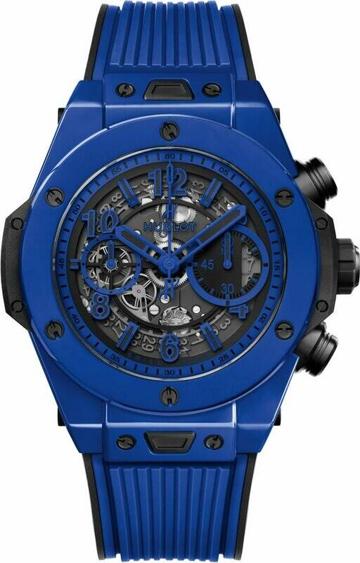 Hublot Big Bang Unico Blue Magic 45mm