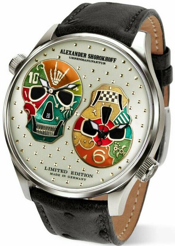 Alexander Shorokhoff Los Craneos 2 Limited Edition