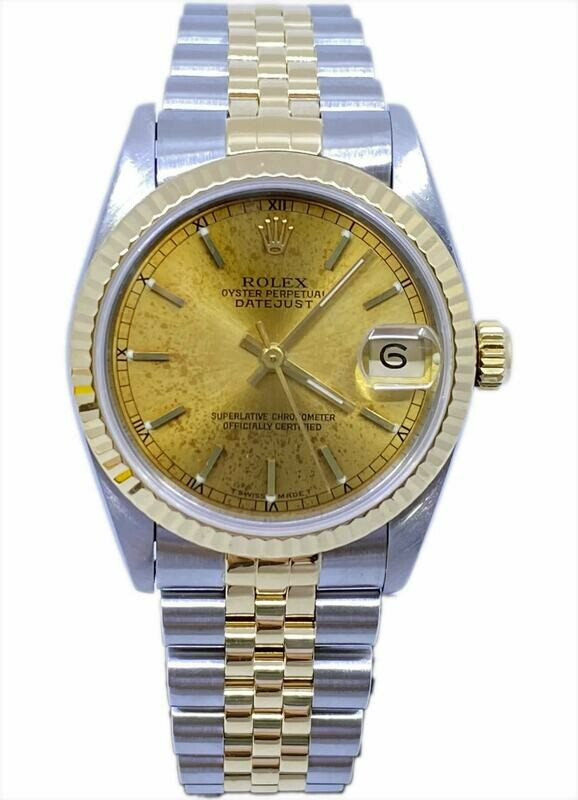 Rolex Datejust Lady 68273