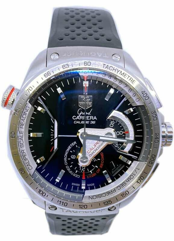 Tag Heuer Grand Carrera Calibre 36 RS CAV5115.FT6019