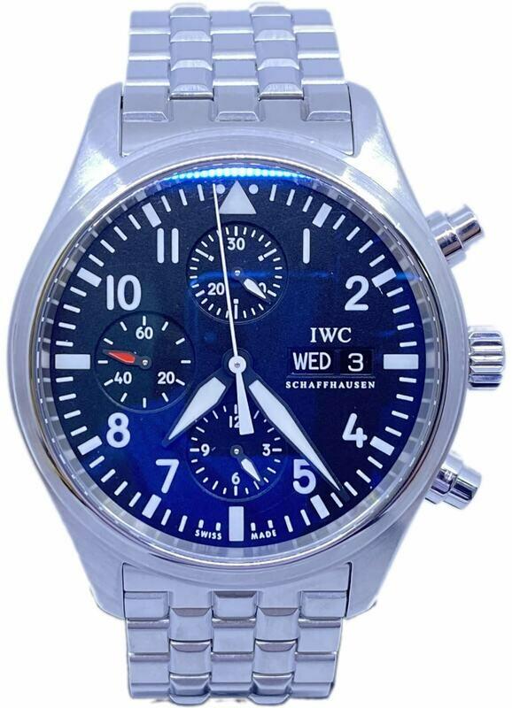 IWC Pilot Chronograph IW3717.04