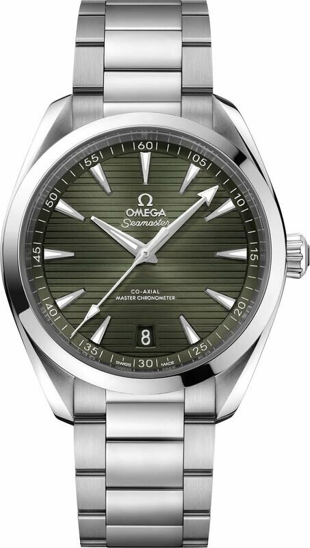 Omega Aqua Terra 150M Green Dial